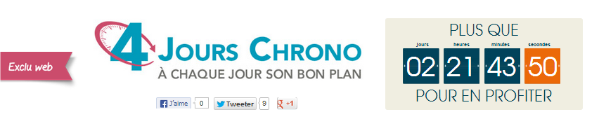 4 jours chrono bouygues