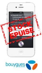 L'iPhone 4S à 9,90€ chez Bouygues!