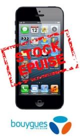L'iPhone 5 à 129,90€ chez Bouygues!