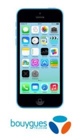 L'iPhone 5C à 1€ avec un très bon réseau 4G!