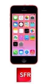 L'iPhone 5C à partir de 29€ chez SFR!