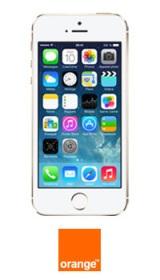 Promotion Orange: l'iPhone 5S à moins de 120€!