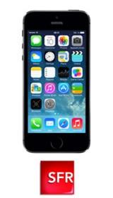 SFR: un des iPhone 5S les moins chers du marché!