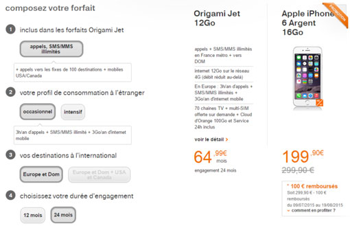 forfait-origami-iphone-6-orange