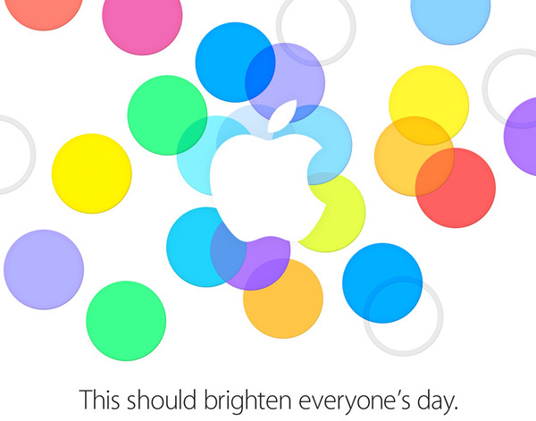 invitation apple iphone 5s