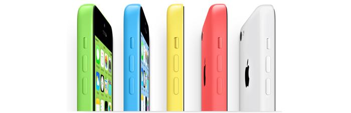 iPhone 5C pas cher