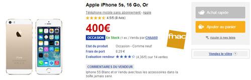 iphone-occasion-fnac