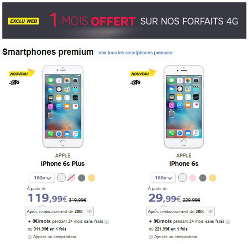 prix-iphone-6s-sfr