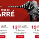 Les forfaits 4G RED moins chers pendant 10 jours!