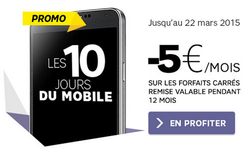 les 10 jours du mobile chez sfr derniers jours iphone pas cher. Black Bedroom Furniture Sets. Home Design Ideas