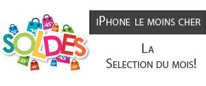 iphone le moins cher