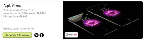 vente-privee-iphone